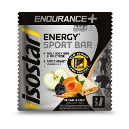 Barres Endurance + Energy Sport