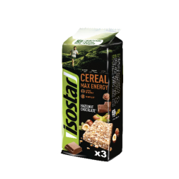 Barres Cereal Max chocolat noisette