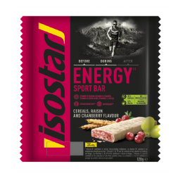 Barres Energy Sport cranberry