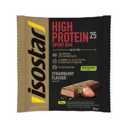 Barres High Protein 25 fraise