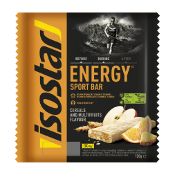 Barres Energy Sport cereal & multifruits