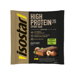 Barres High Protein 25 noisette
