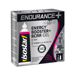 Gel Energy Booster + BCAA fruits rouges