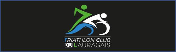 Logo Triathlon club du Lauragais